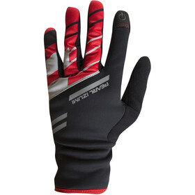 PEARL iZUMi Pro Lite Softshell Gloves Herre true red